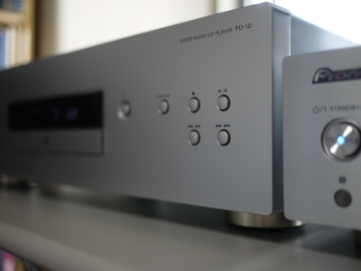 Pioneer SACD Player PD-10