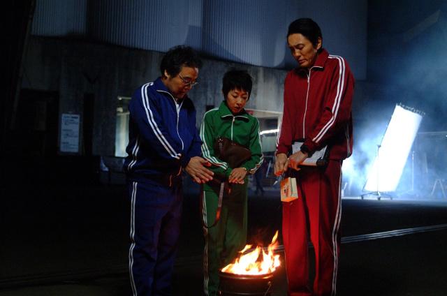 이와마츠 료, 후세 에리, 마츠시게 유타카