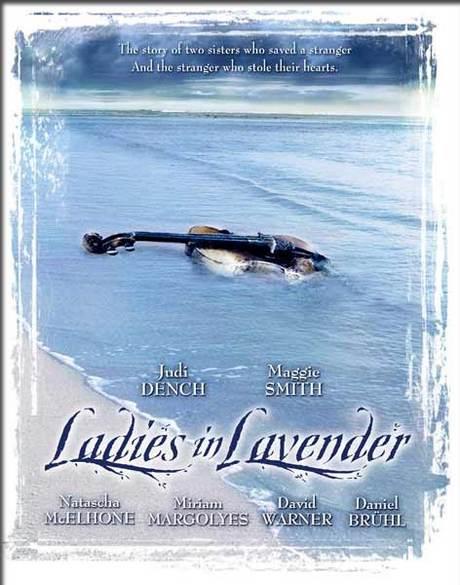 <라벤더의 연인들> 해외 포스터